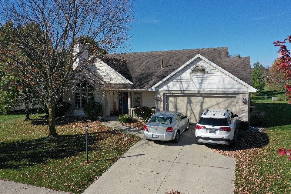 2226 Bluewater Trail, Fort Wayne, IN 46804 - #: 202043737