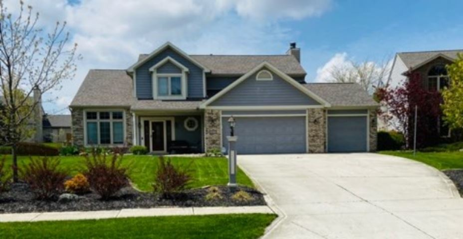 10717 Lone Tree Place, Fort Wayne, IN 46818 - #: 202017739