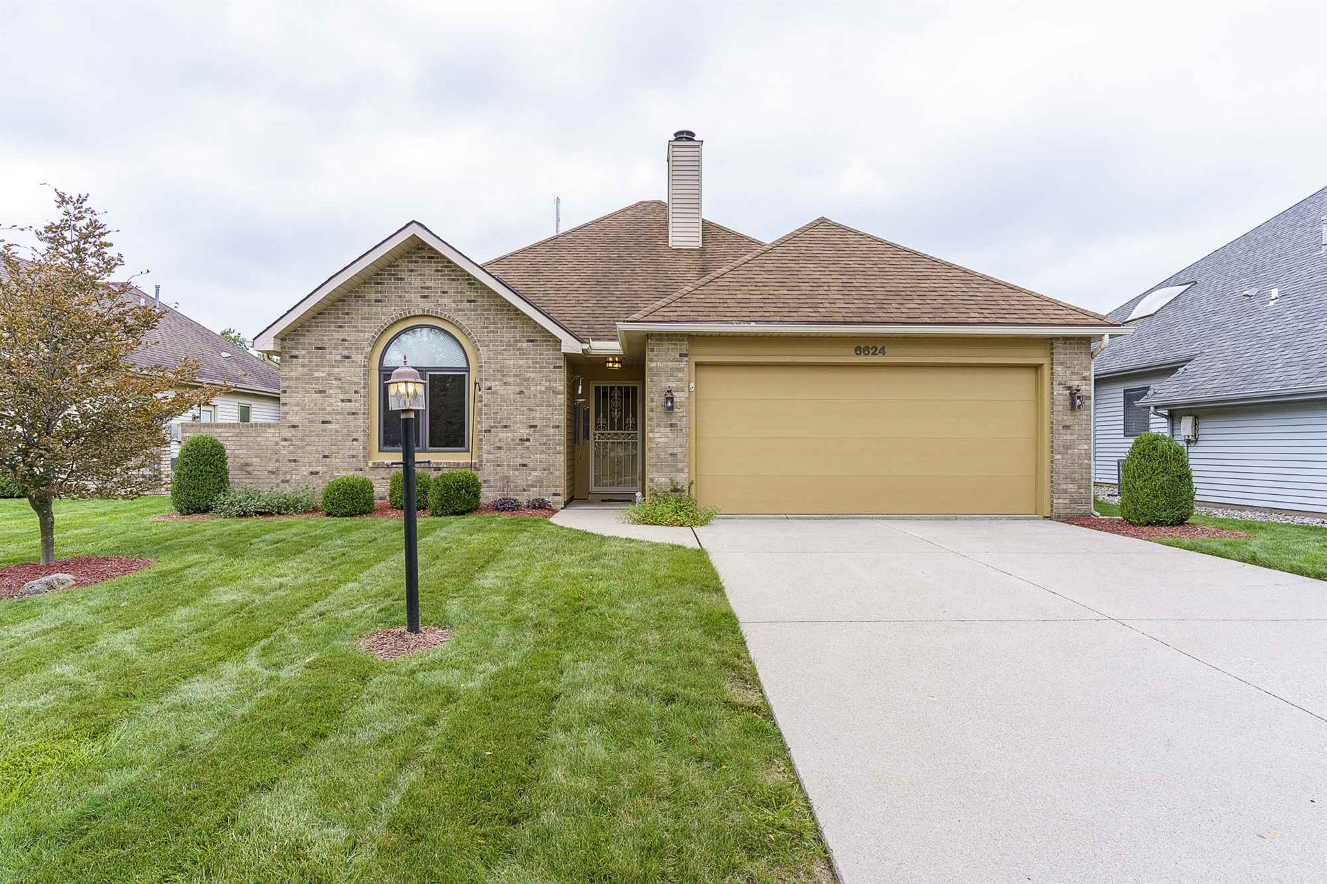 6624 PARSONS Court, Fort Wayne, IN 46815 - #: 202036745