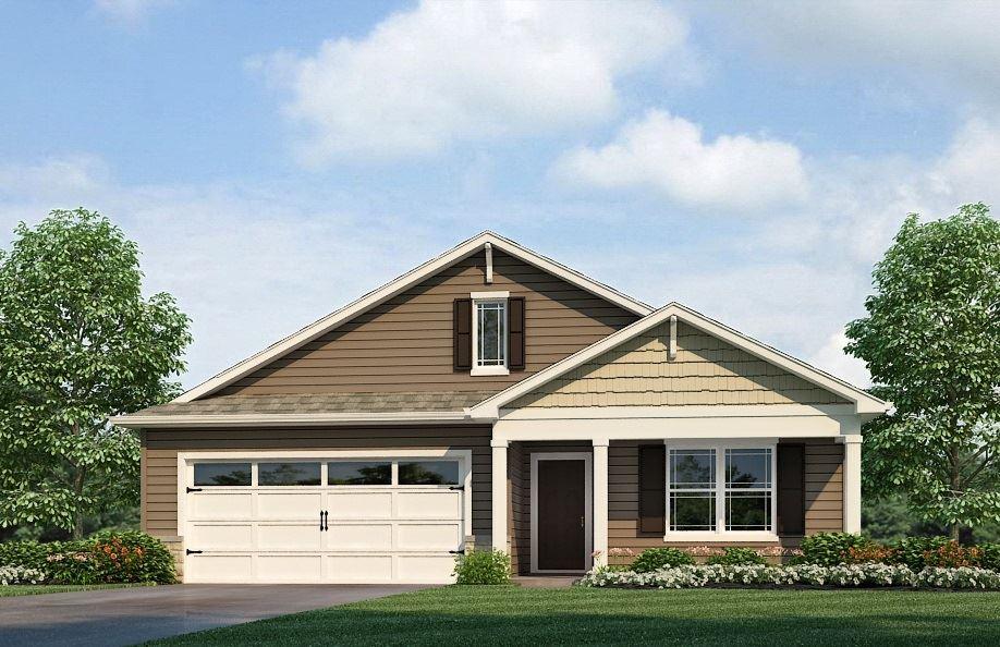 4061 Bradley Drive, Fort Wayne, IN 46818 - #: 202105745