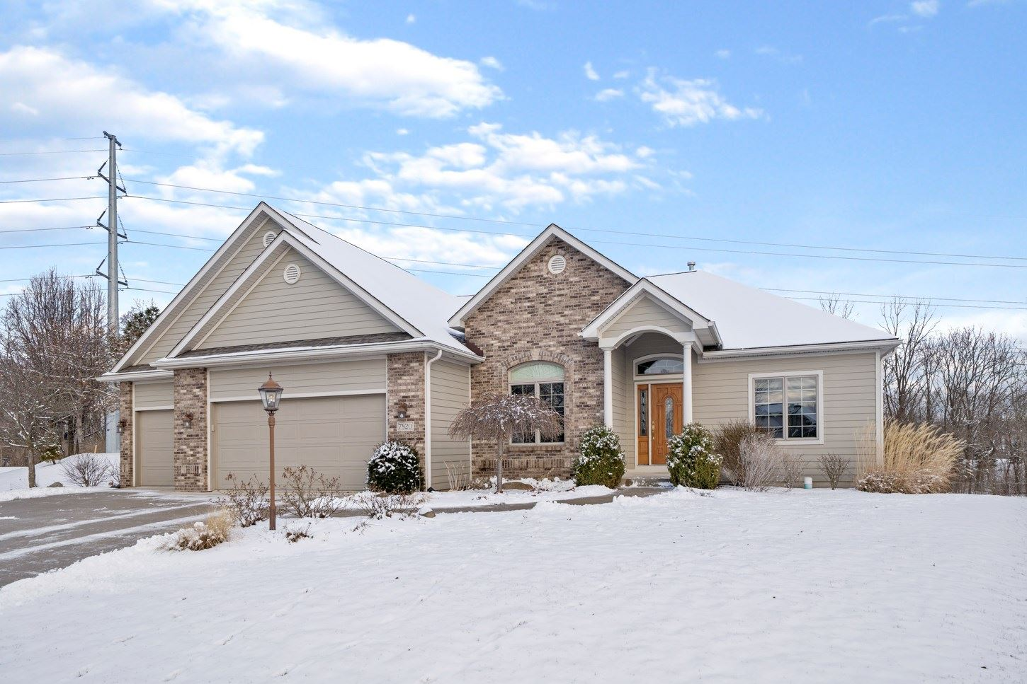 7820 Baron Hill Court, Fort Wayne, IN 46825 - #: 202005746