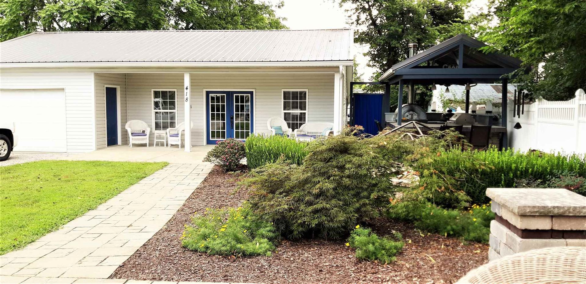 418 S Second Street, Boonville, IN 47601 - MLS#: 202133747
