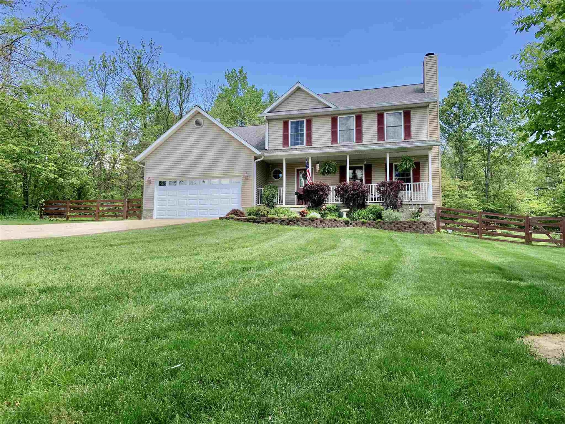 491 Cedar View Lane, Bedford, IN 47421 - #: 202019750