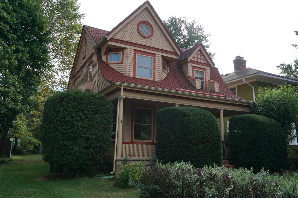 610 PARK Avenue, South Bend, IN 46616 - #: 201943757