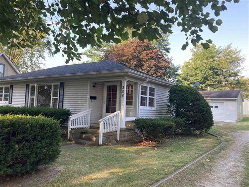 Photo of 308 N Willow Street, Flora, IN 46929 (MLS # 202138759)