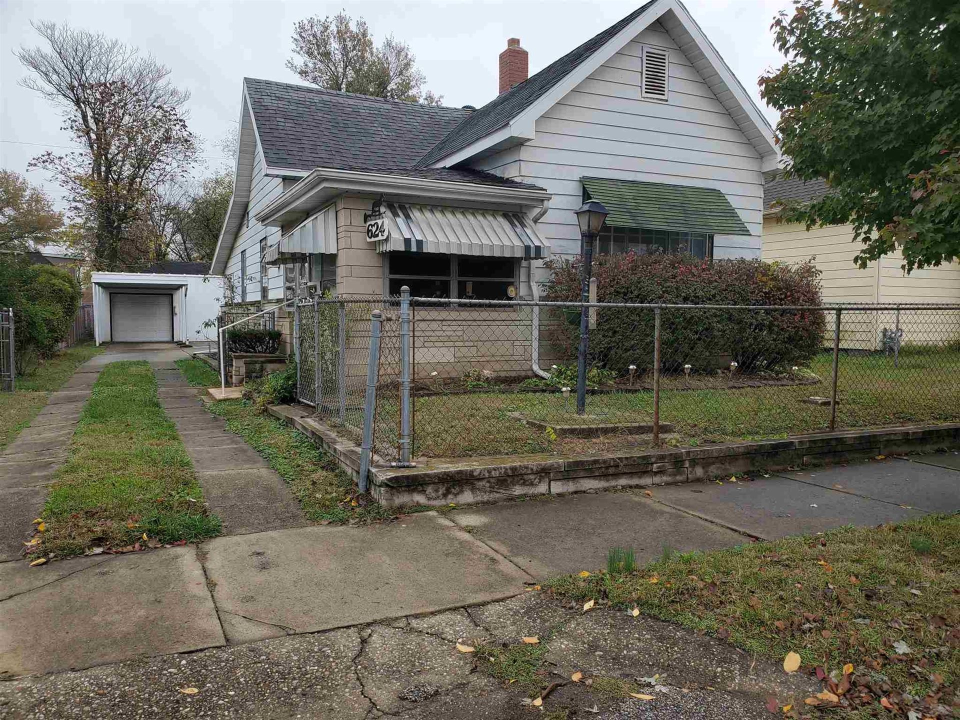 624 Meyer Street, Vincennes, IN 47591 - #: 202043764