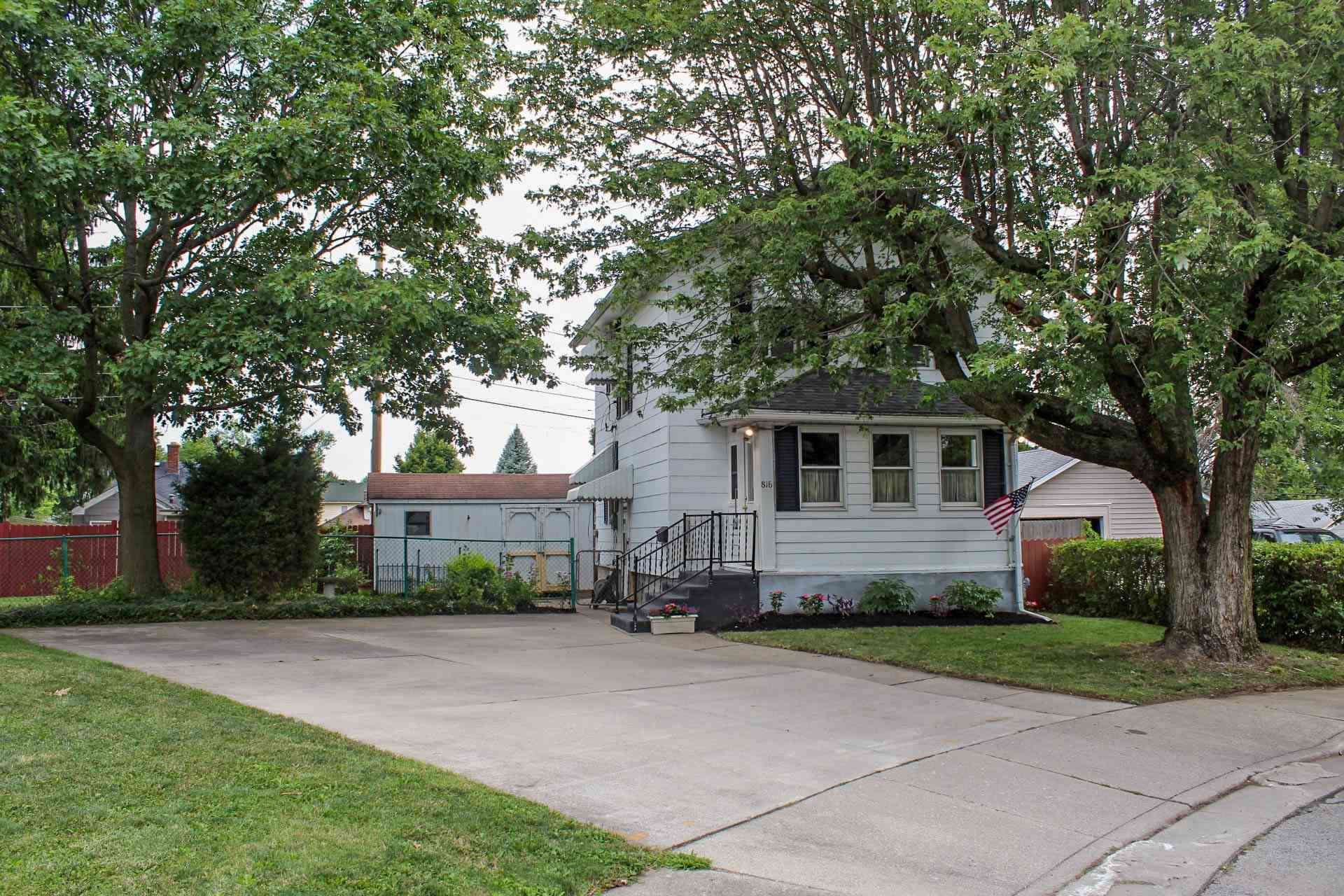 816 Lincoln Court, Fort Wayne, IN 46808 - #: 202029767