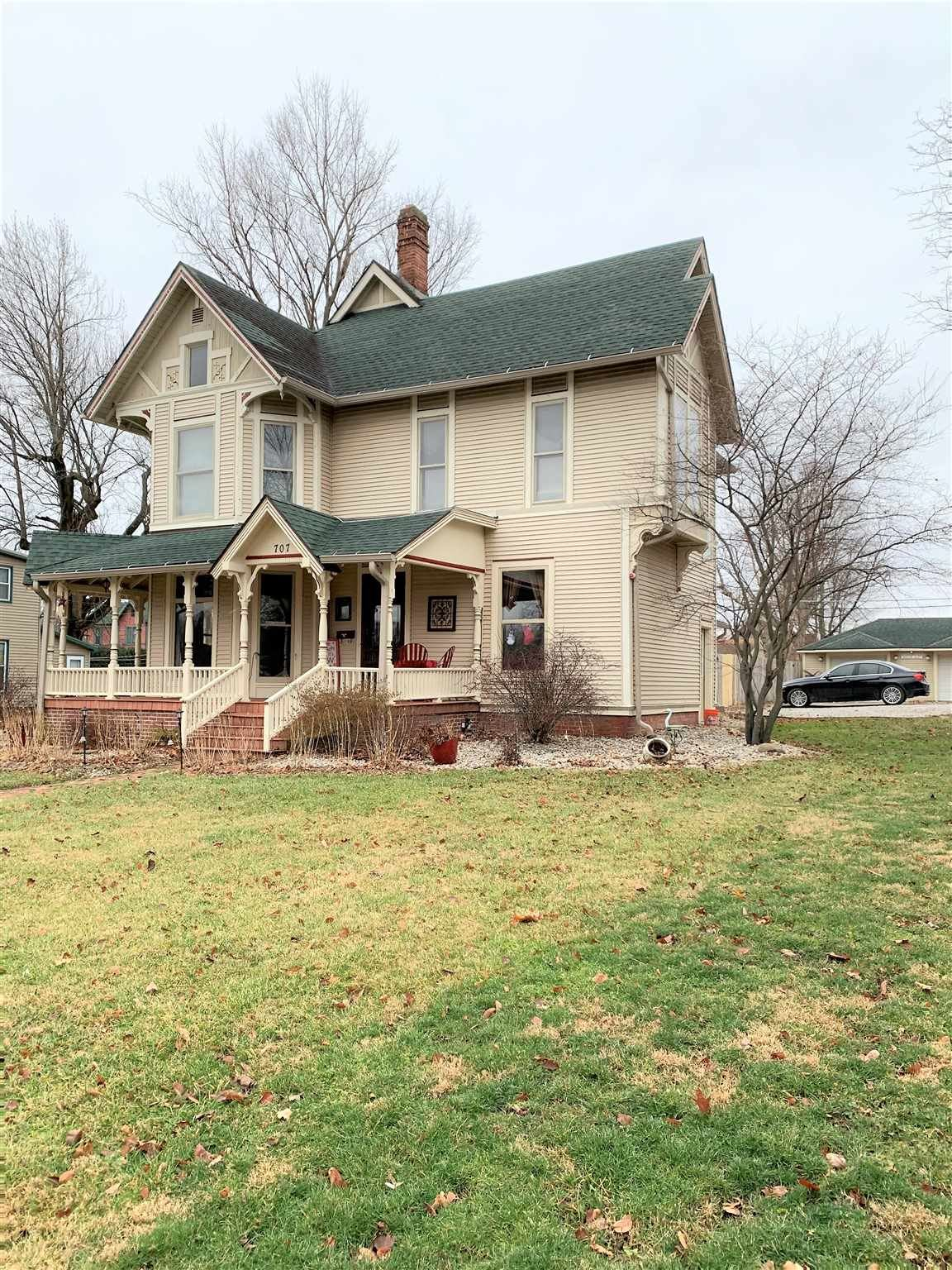 707 S Water Street, Crawfordsville, IN 47933 - MLS#: 201953776