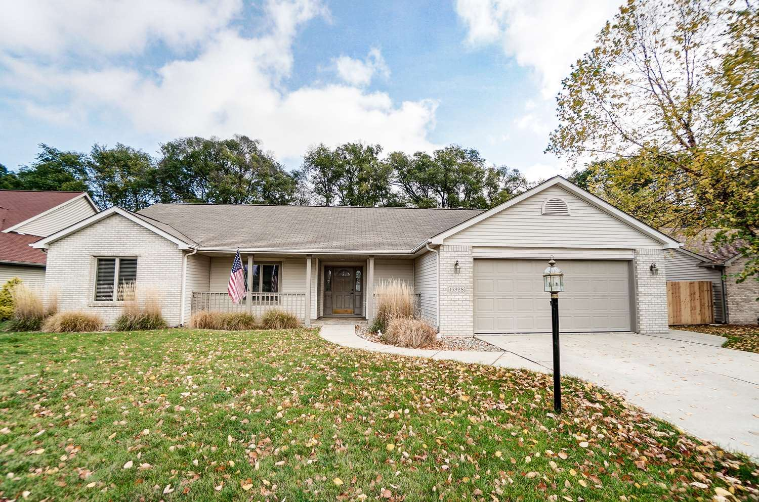 15928 Lebaron Lane, Huntertown, IN 46748 - #: 202042776
