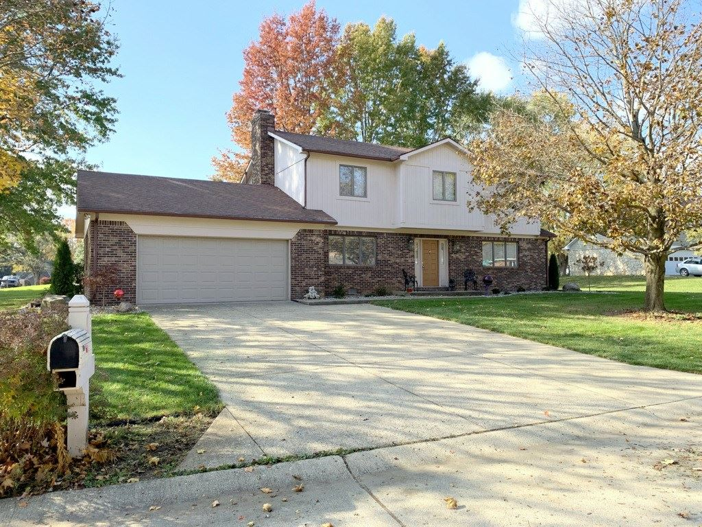 1101 Winterberry Drive, Crawfordsville, IN 47933 - #: 201948777