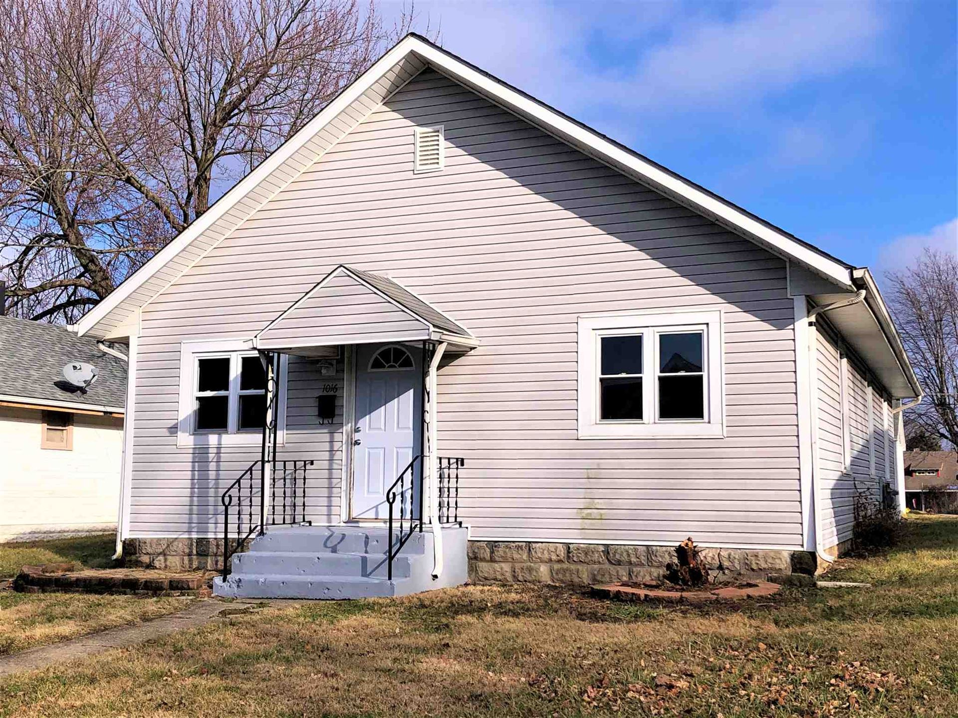 1016 S Wabash Avenue, Kokomo, IN 46902 - #: 202001778