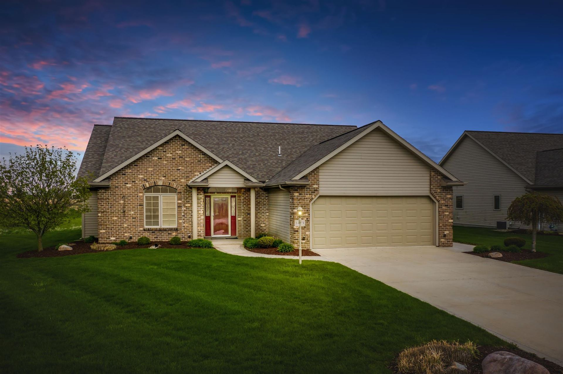 1423 Evergreen Court, Ossian, IN 46777 - #: 202014779