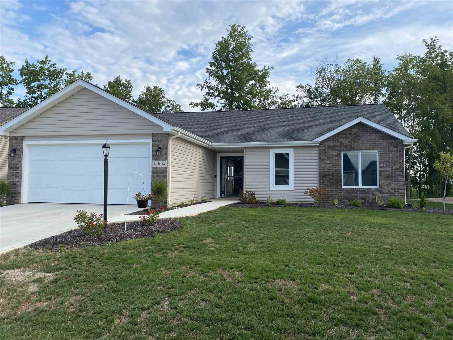 13662 Saddle Creek Lane, Grabill, IN 46741 - #: 202027781