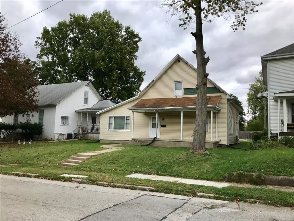 106 Woodlawn Place, Crawfordsville, IN 47933 - #: 201945784