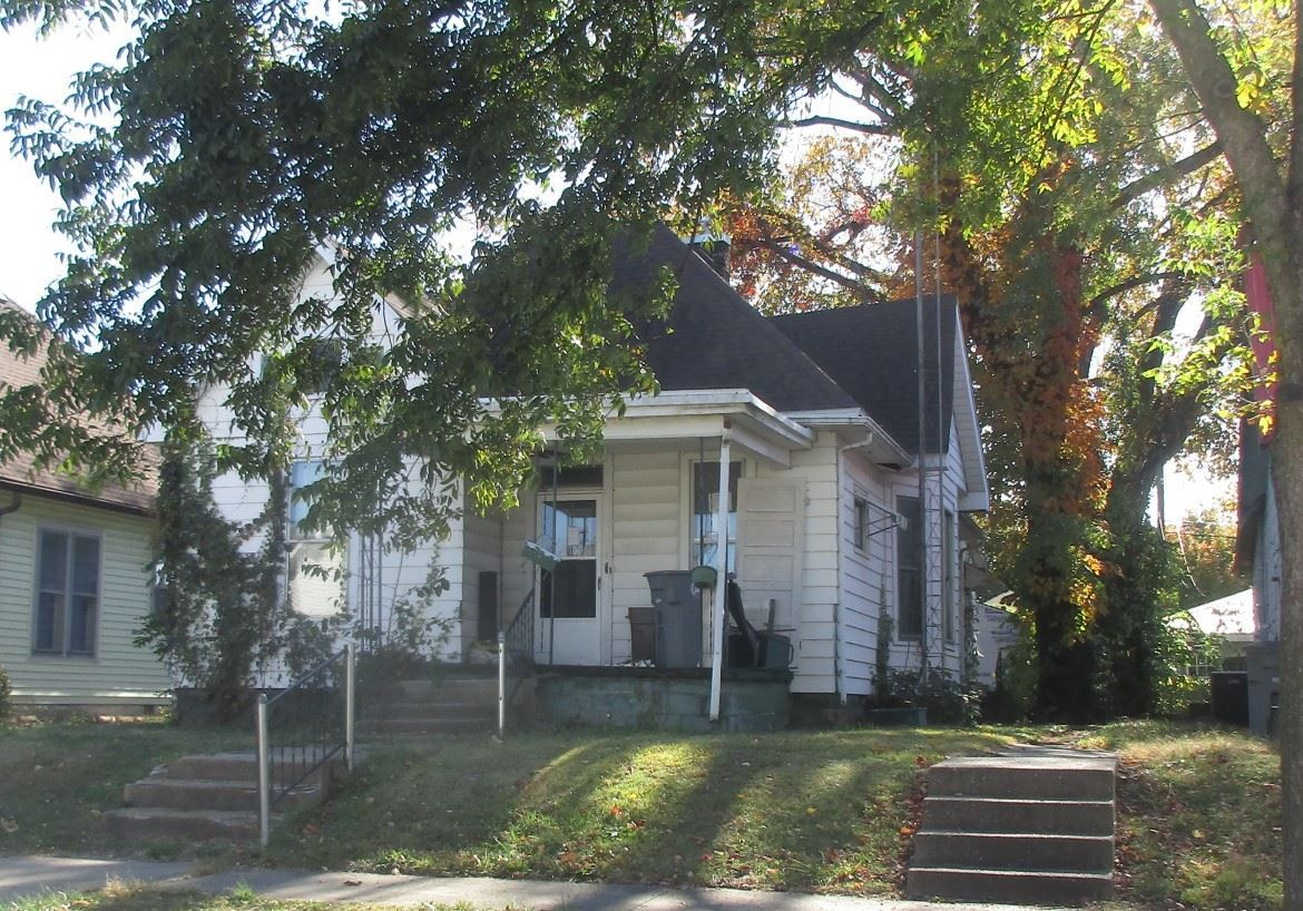 1409 N 11th Street, Vincennes, IN 47591 - #: 201948784