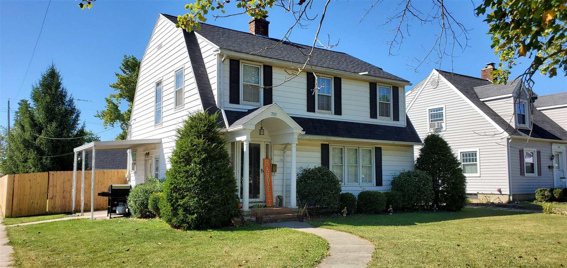 701 W Franklin, Winchester, IN 47394 - #: 202035787