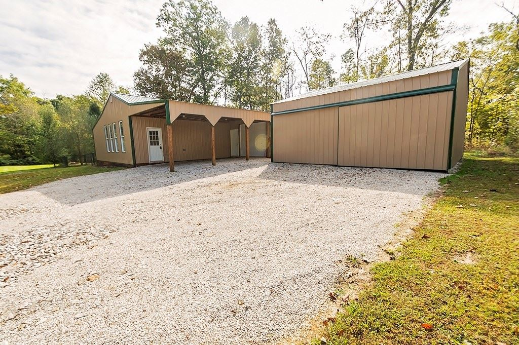 1528 Hollace Chastain Road, Mitchell, IN 47446 - #: 201945793