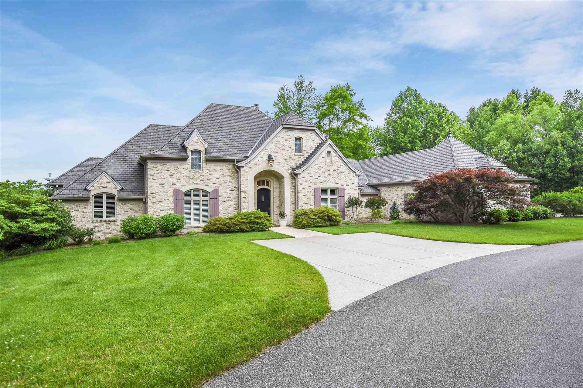 1402 Stonebriar Drive, Evansville, IN 47725 - #: 202038795