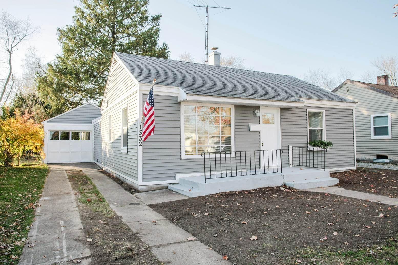 1332 S 25th Street, Lafayette, IN 47905 - #: 202101795