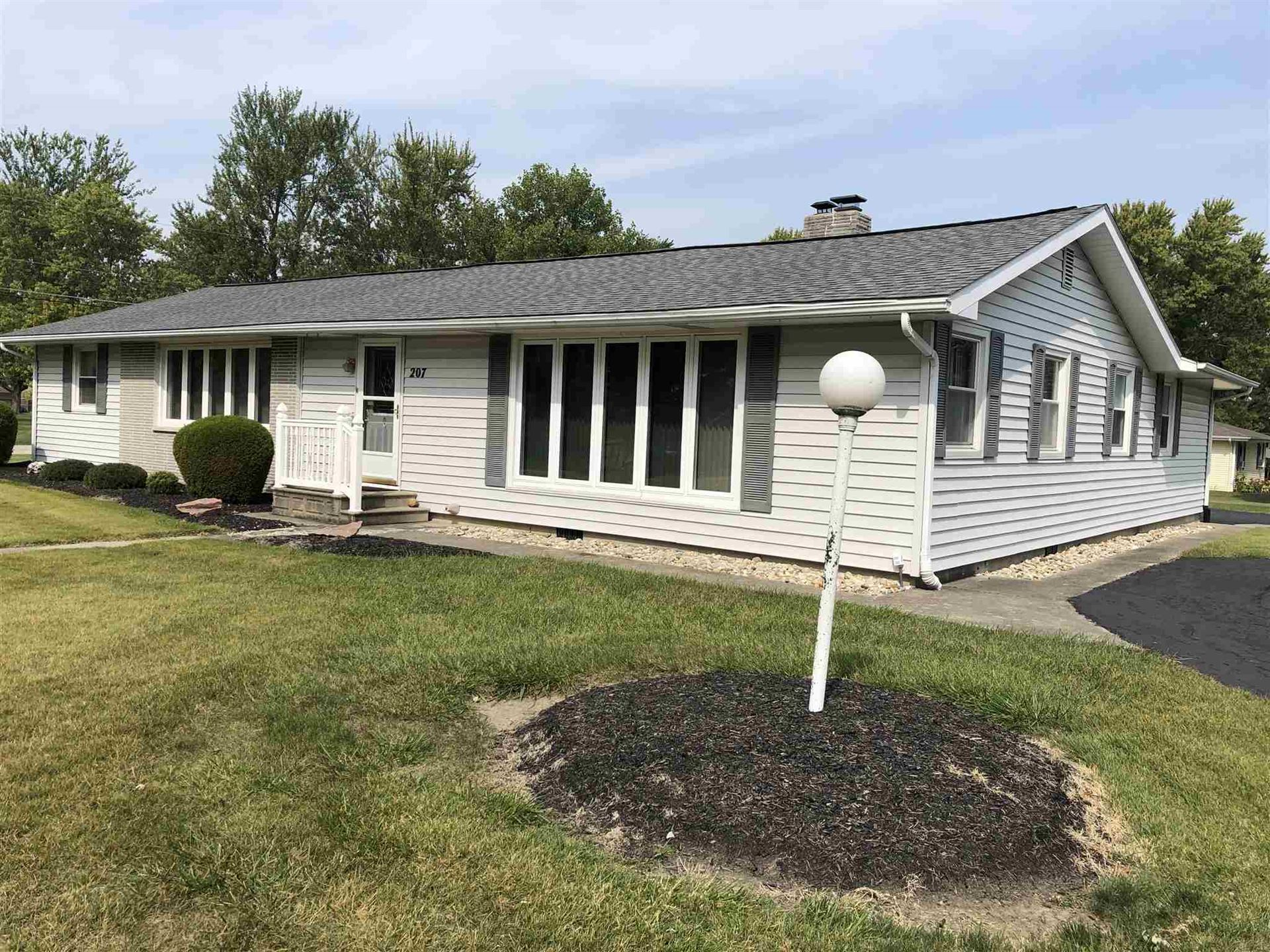 207 Toll Circle Avenue, Bluffton, IN 46714 - #: 202042796