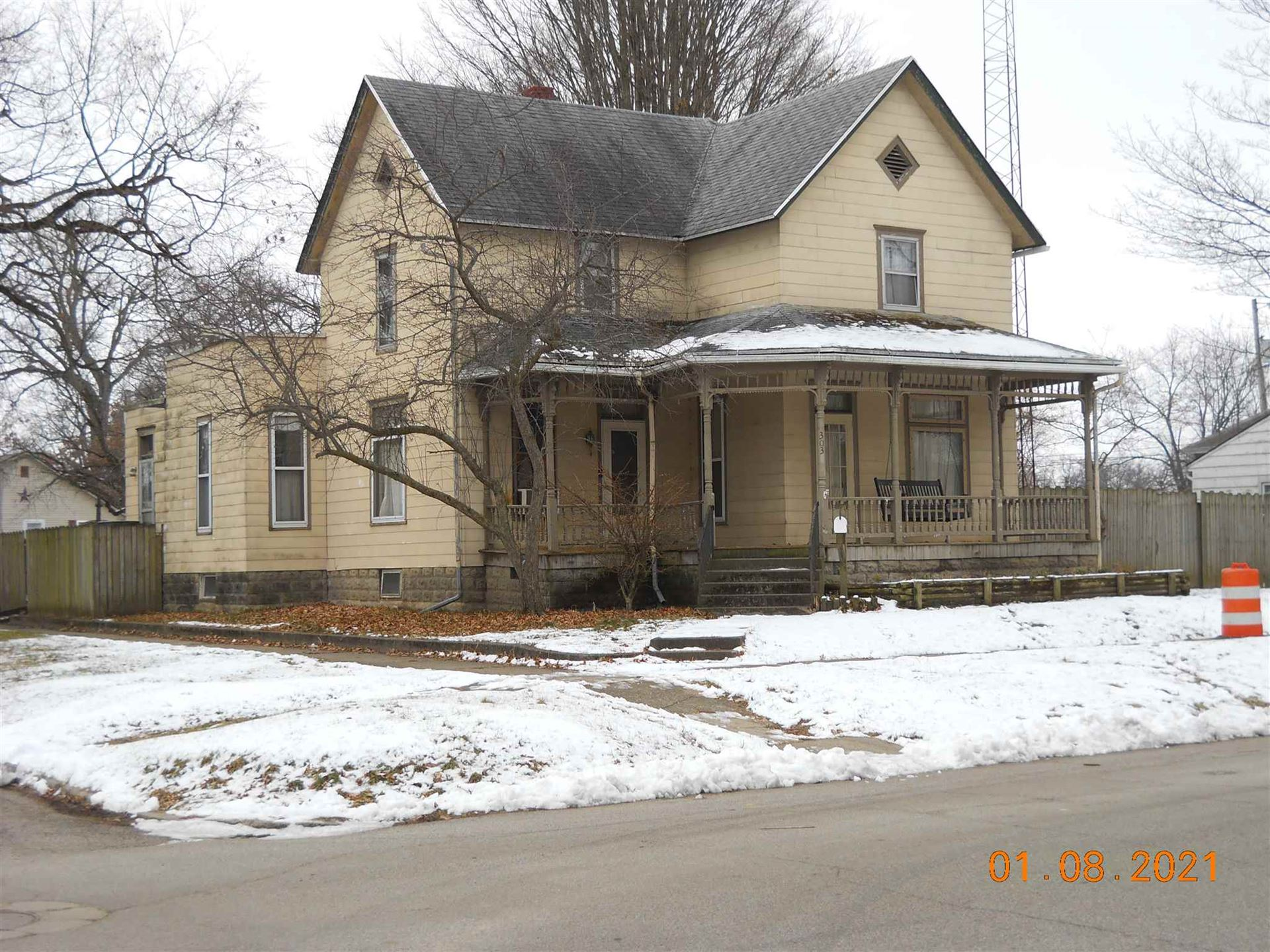 305 SW 11th Street, Rochester, IN 46975 - #: 202100797