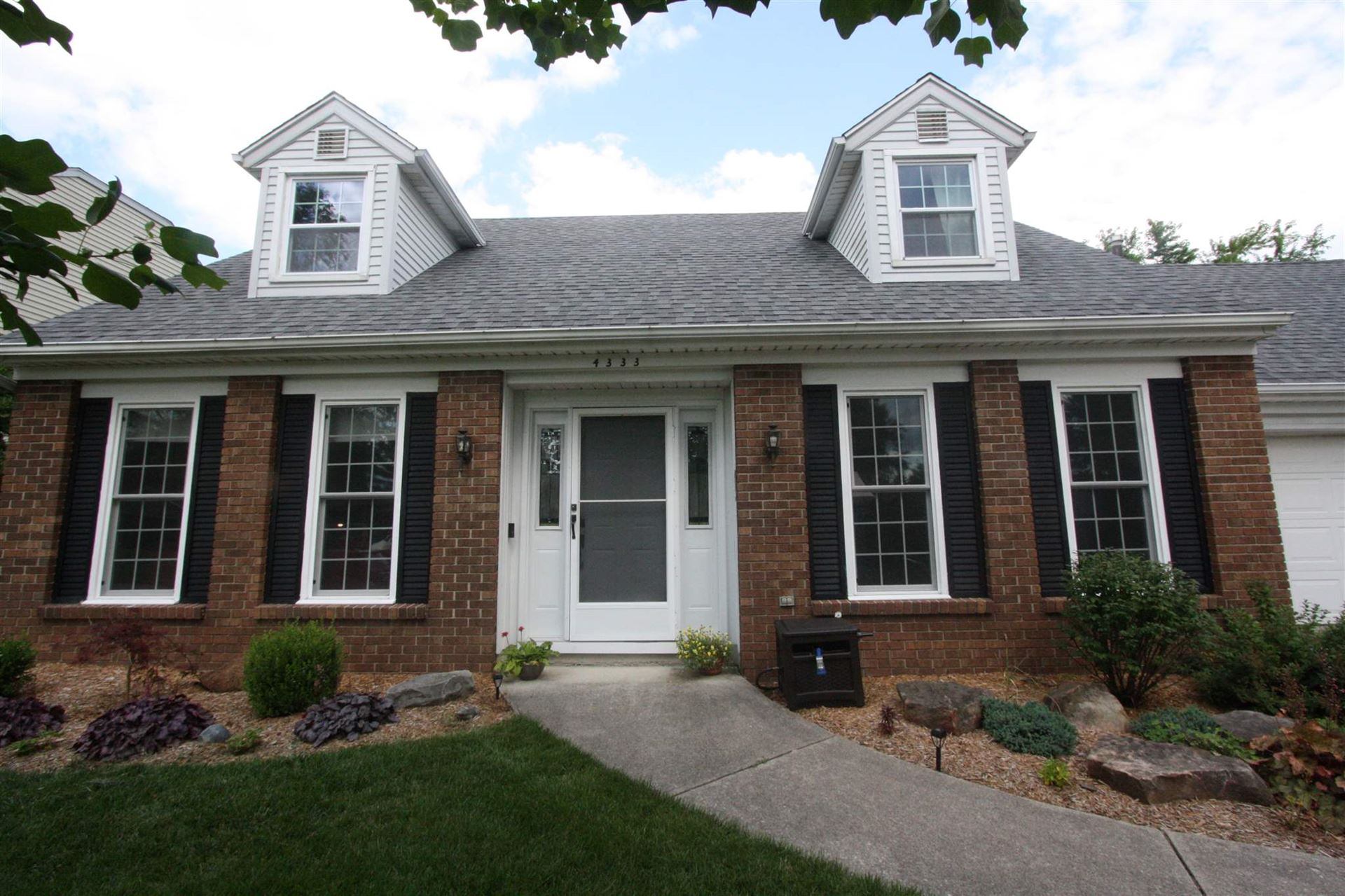 4333 Locust Spring Place, Fort Wayne, IN 46804 - #: 202031804
