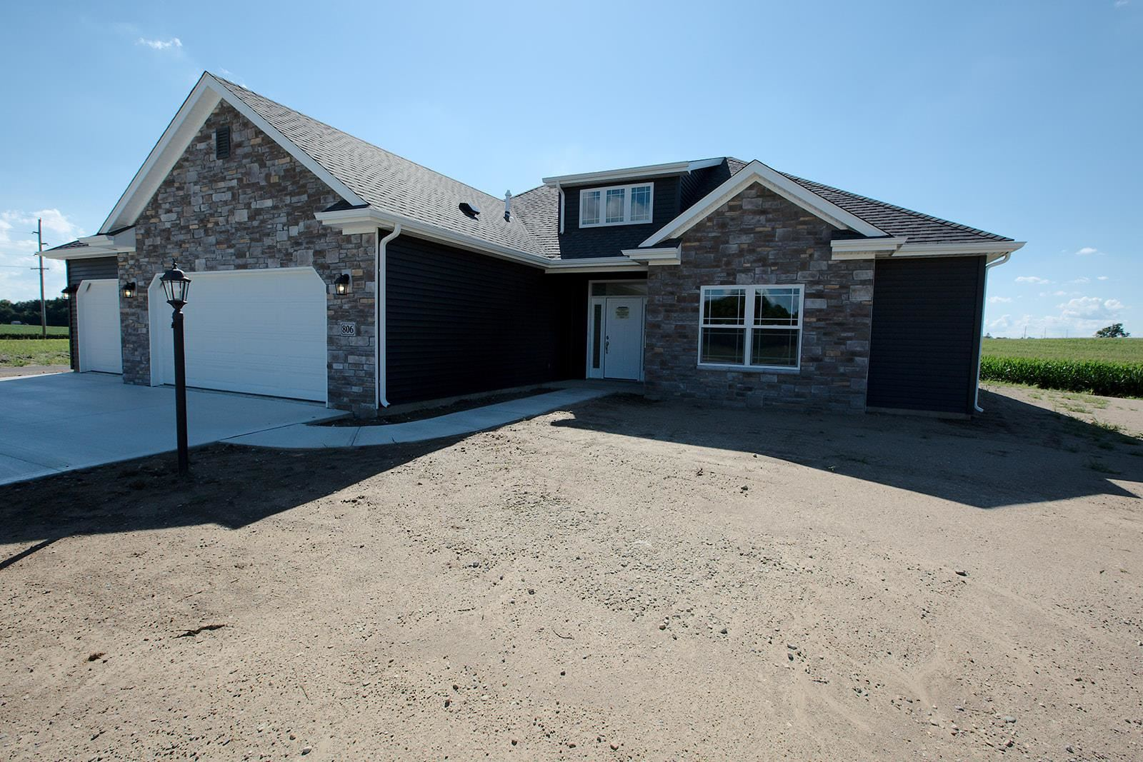 Photo of 806 Marshall Way, North Manchester, IN 46962 (MLS # 202005806)