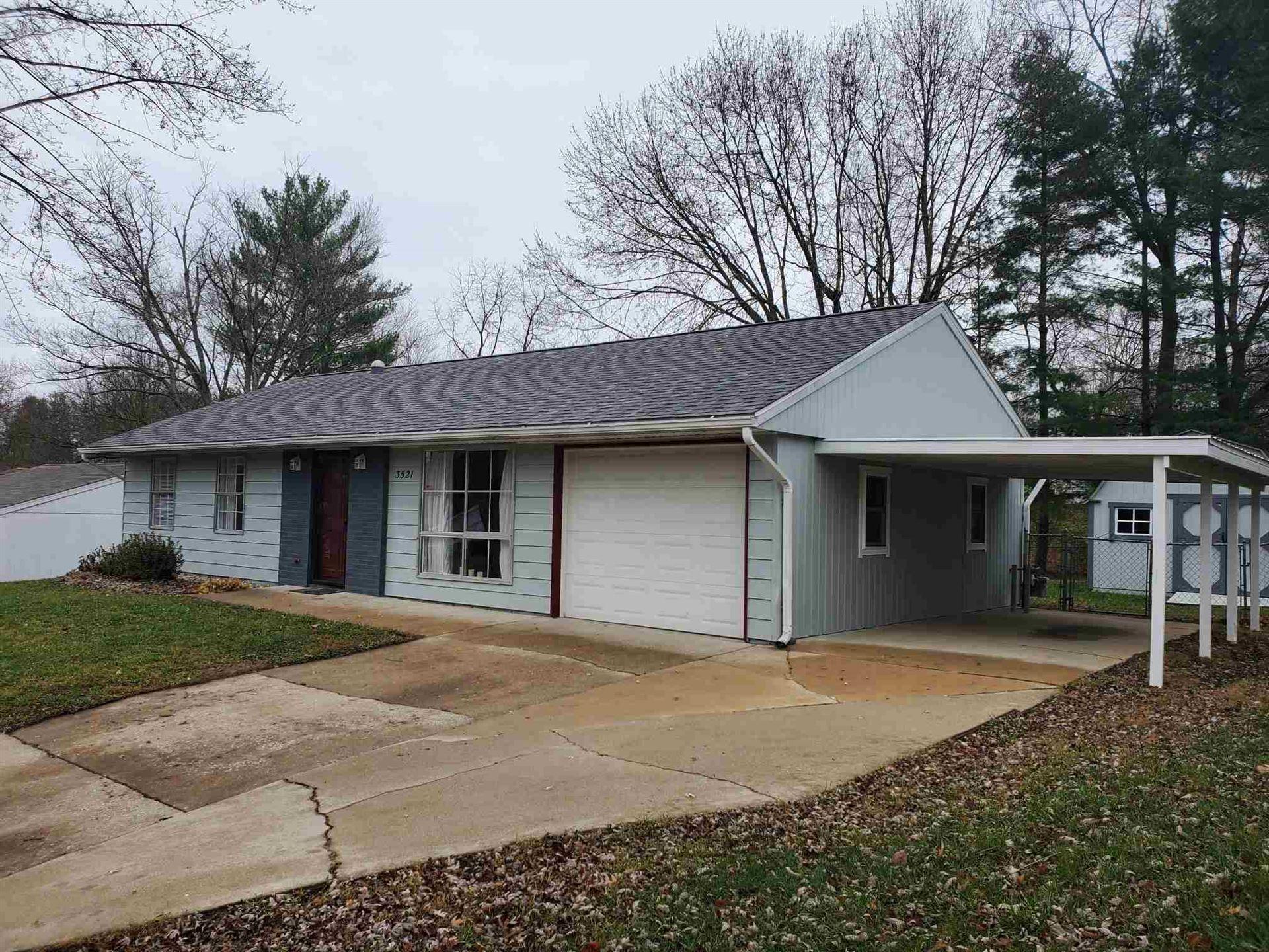3521 W Indian Creek Drive, Bloomington, IN 47403 - #: 202046806
