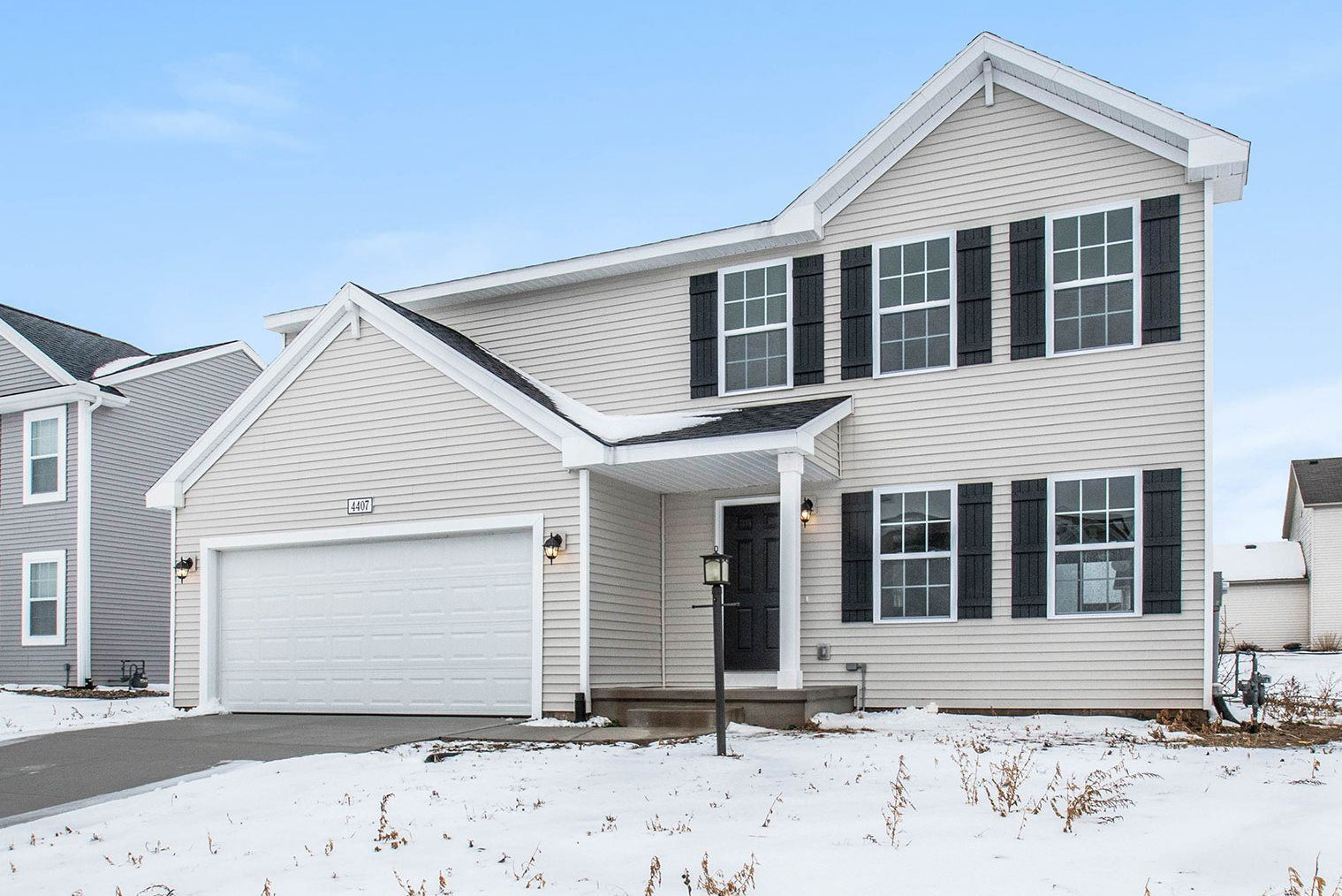 4407 Cherry Pointe Drive, South Bend, IN 46628 - #: 201948807