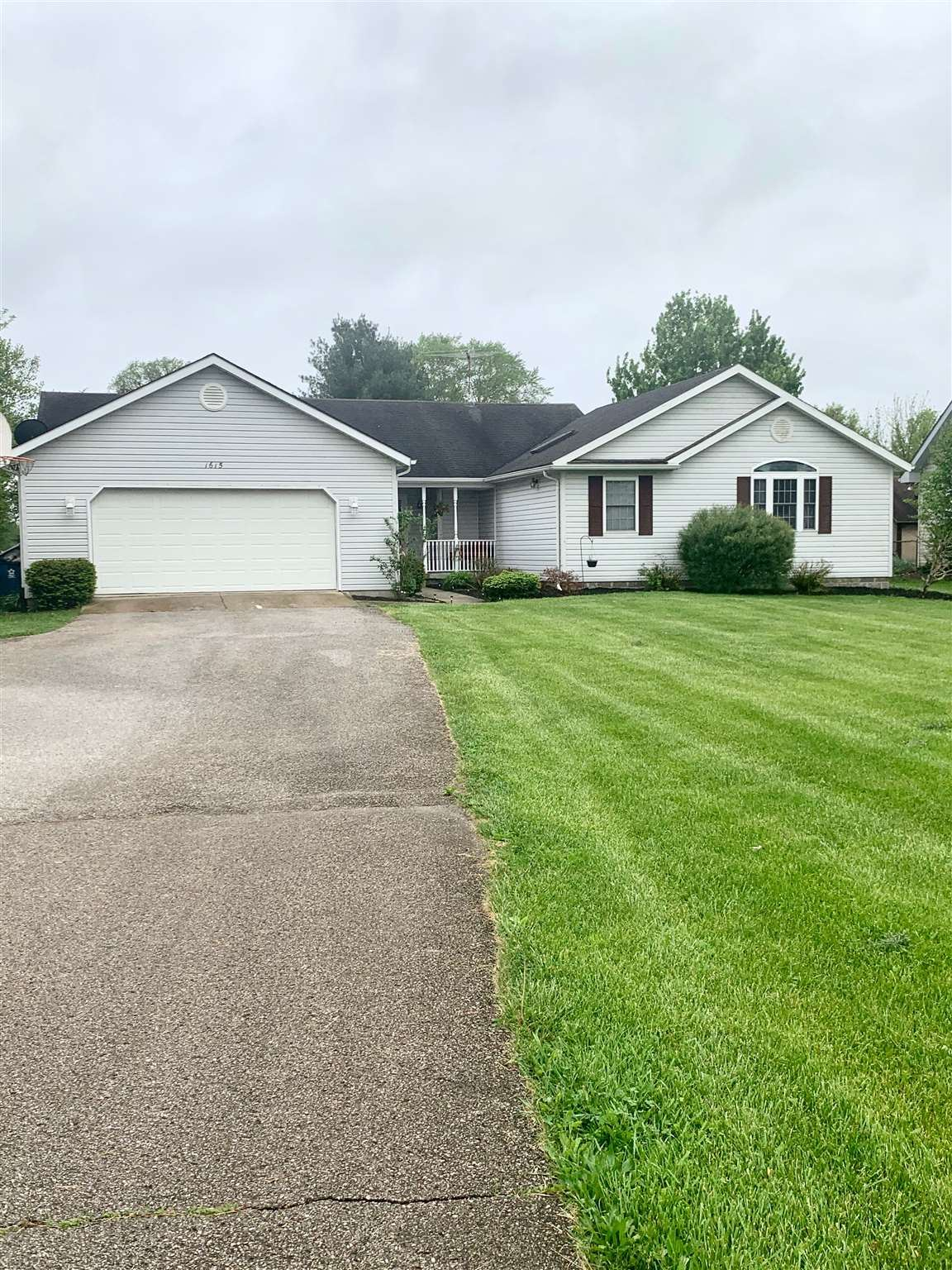 1615 W Division Road, Tipton, IN 46072 - #: 202018810