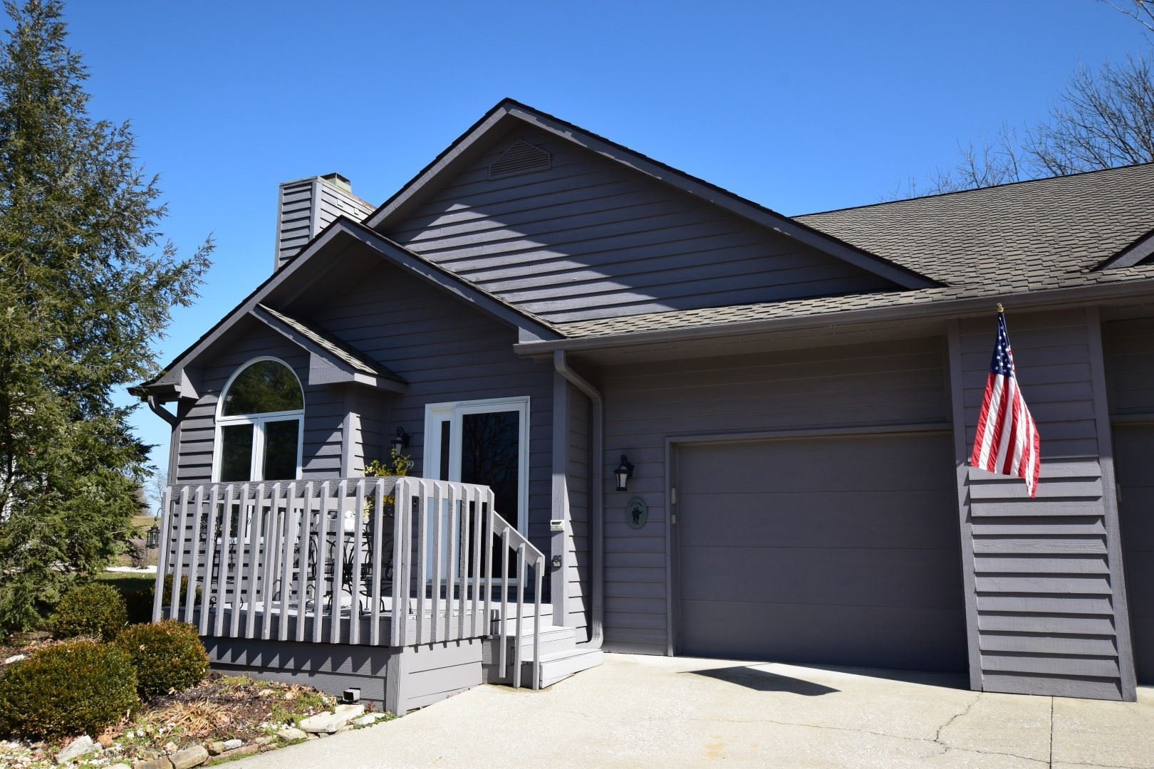 9409 S Harbour Pointe Drive, Bloomington, IN 47401 - #: 202007811