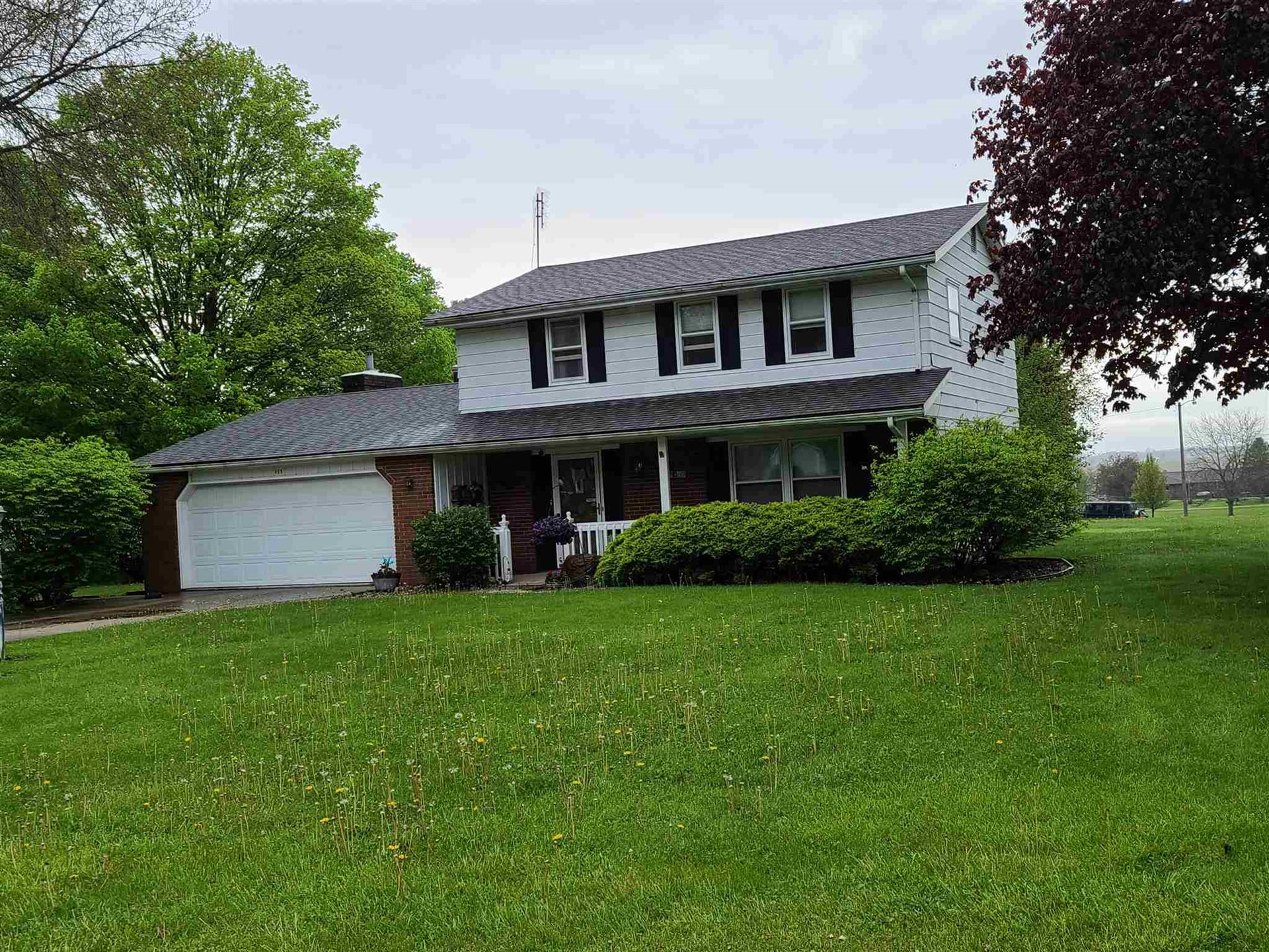 405 E Sunset Drive, South Whitley, IN 46787 - #: 202017813