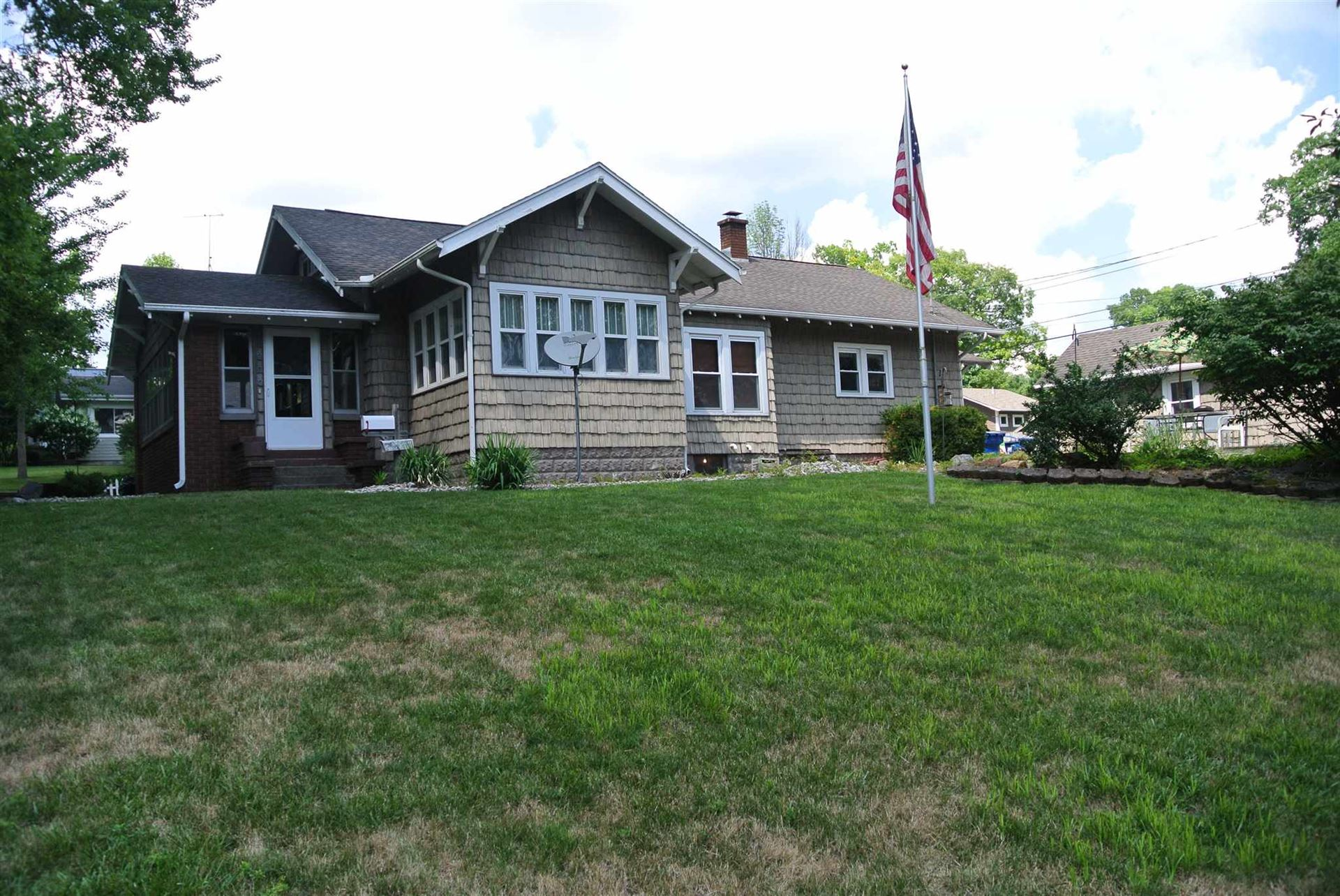 444 Liberty Street, Culver, IN 46511 - #: 202028814
