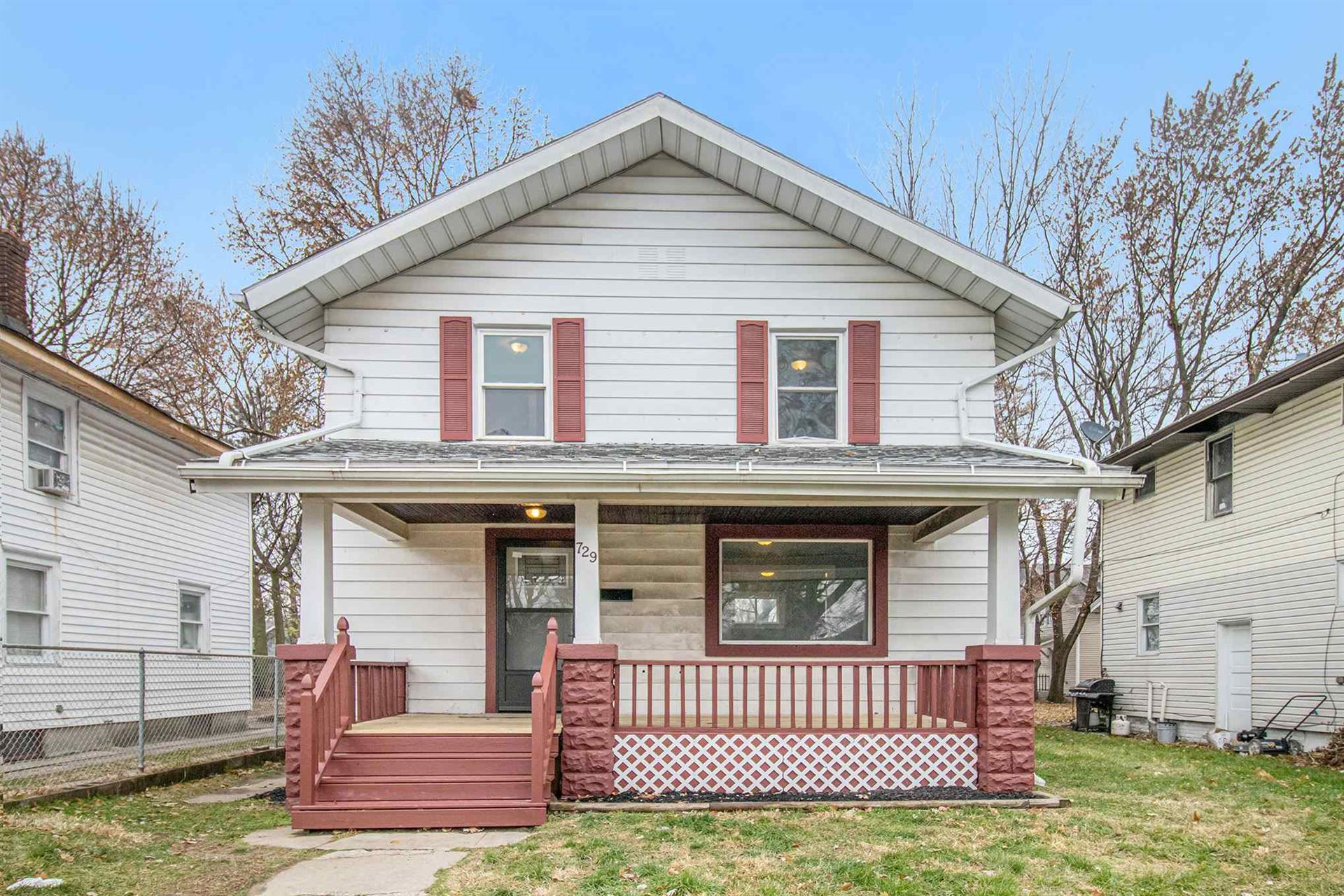 729 Haney Avenue, South Bend, IN 46613 - #: 201951817