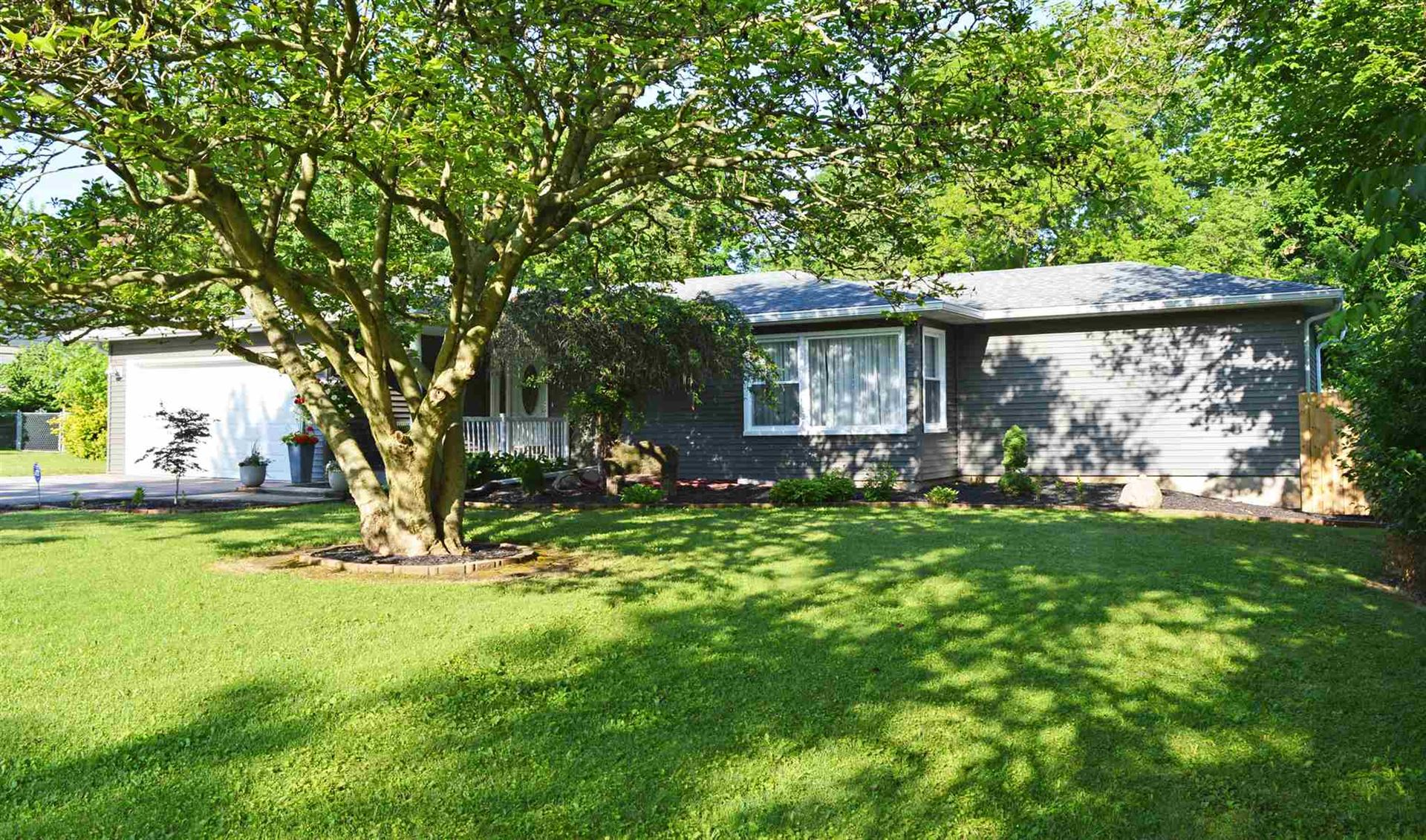 1619 W Parkview Drive, Marion, IN 46952 - #: 202010819