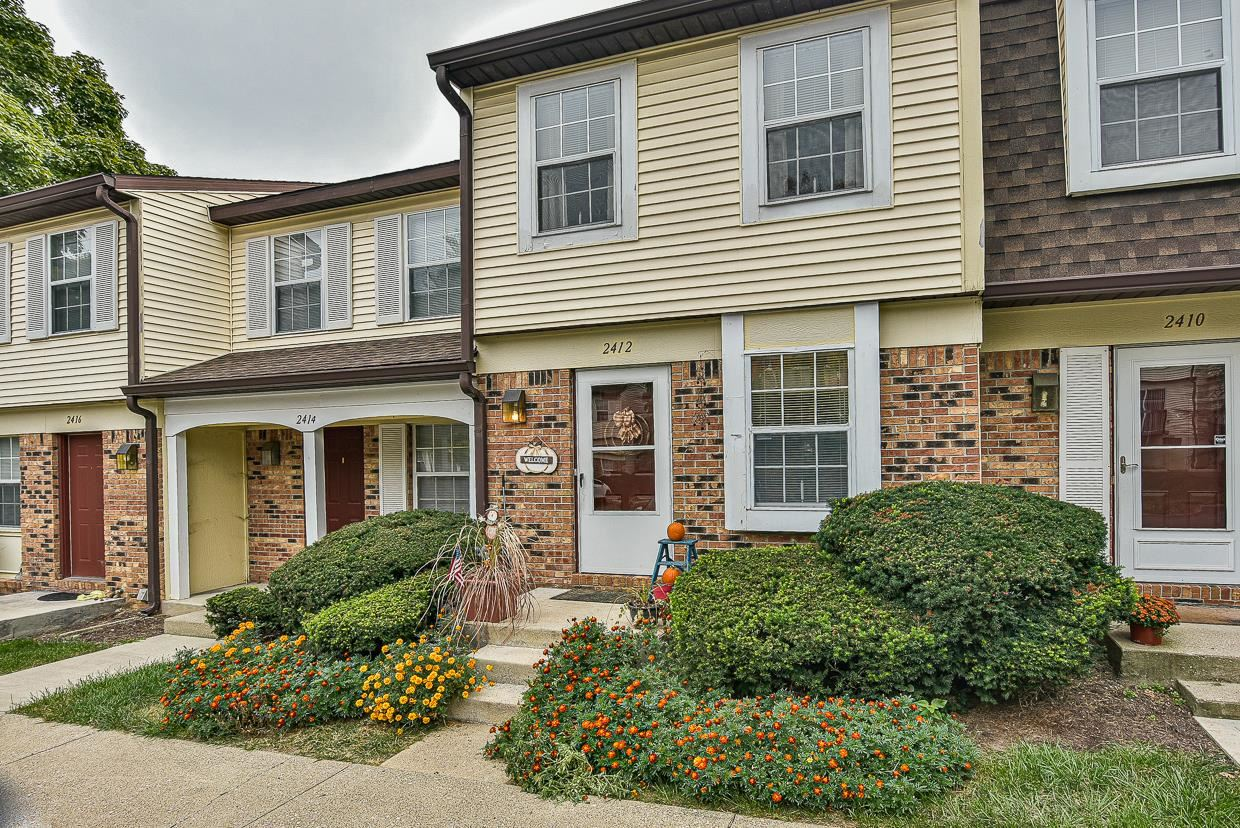 2412 S Brittany Lane, Bloomington, IN 47401 - #: 202038820