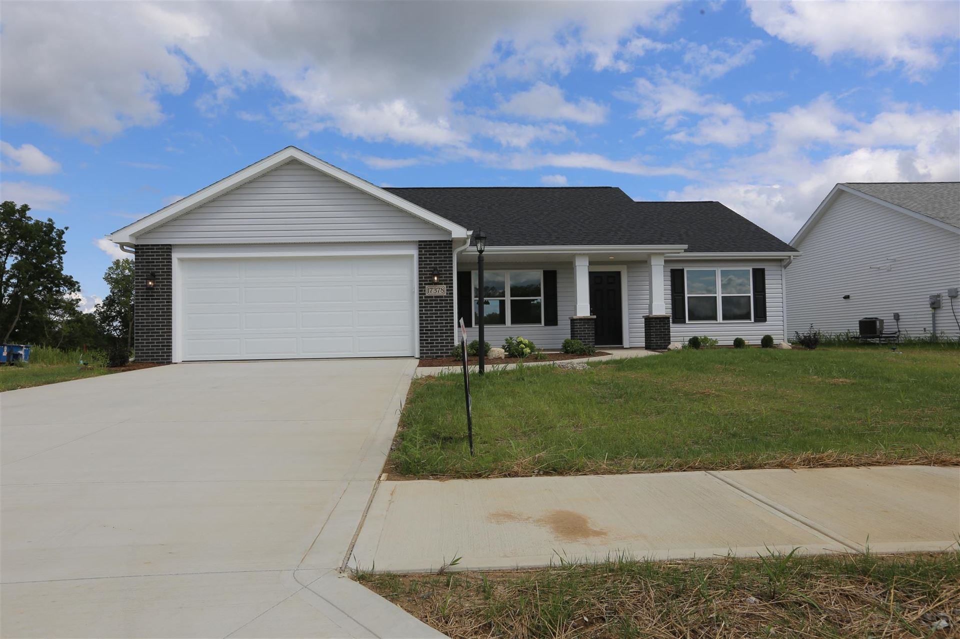 17378 Hummelstone Run, Huntertown, IN 46748 - #: 202026822