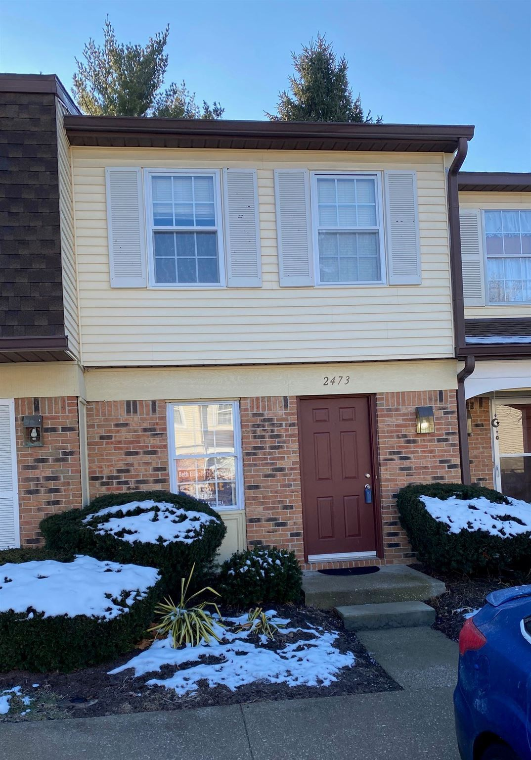 2473 S Brittany Lane, Bloomington, IN 47401 - #: 202101824