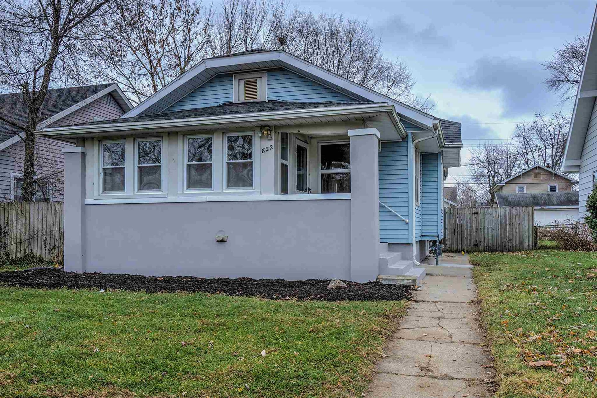 822 S 31st Street, South Bend, IN 46615 - #: 201951825