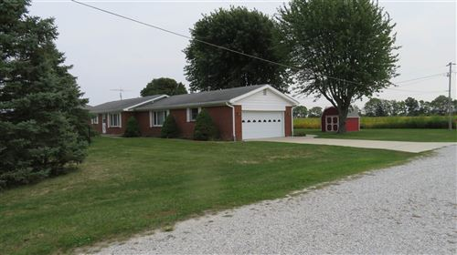 Photo of 2315 W BROADWAY Street, Bunker Hill, IN 46914 (MLS # 202038829)