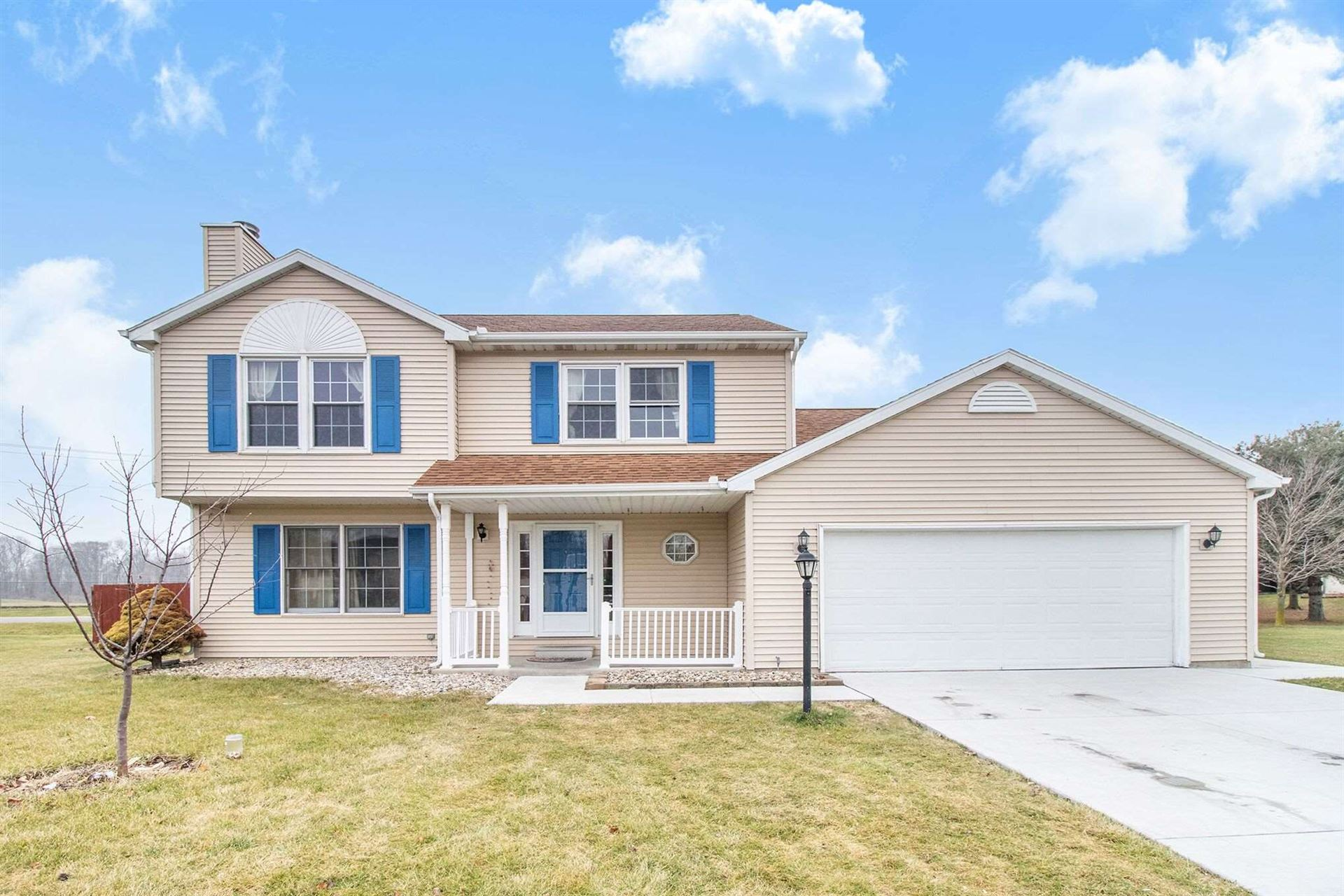609 E Walden Court, South Bend, IN 46614 - #: 202001832