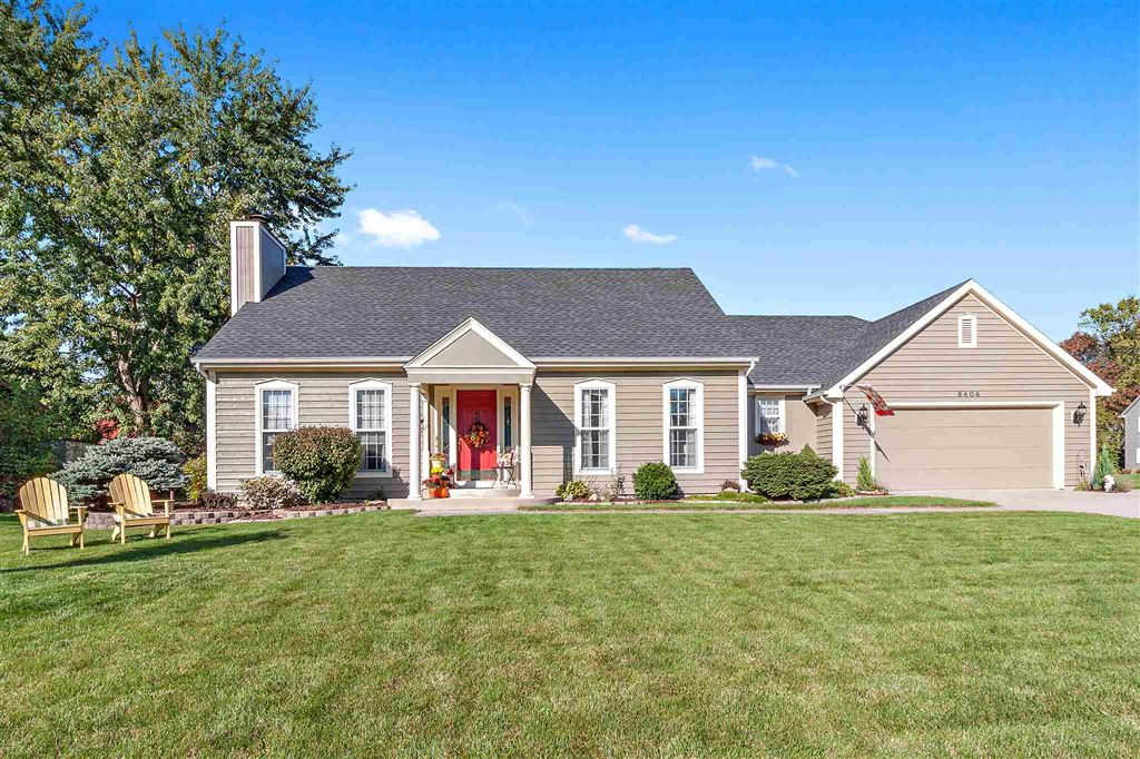 5404 Middle Grove Road, Fort Wayne, IN 46804 - #: 201944833