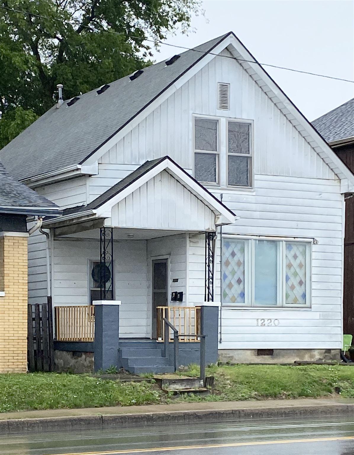 1220 N First Avenue, Evansville, IN 47710 - #: 202019834