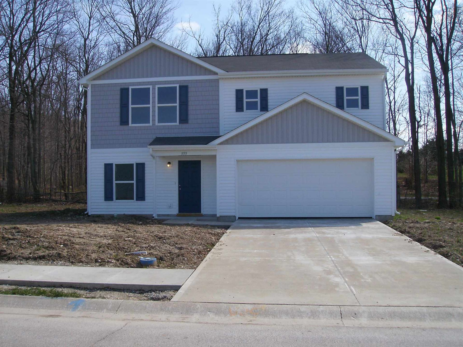 1514 E Holly Drive, Albany, IN 47320 - #: 202006836