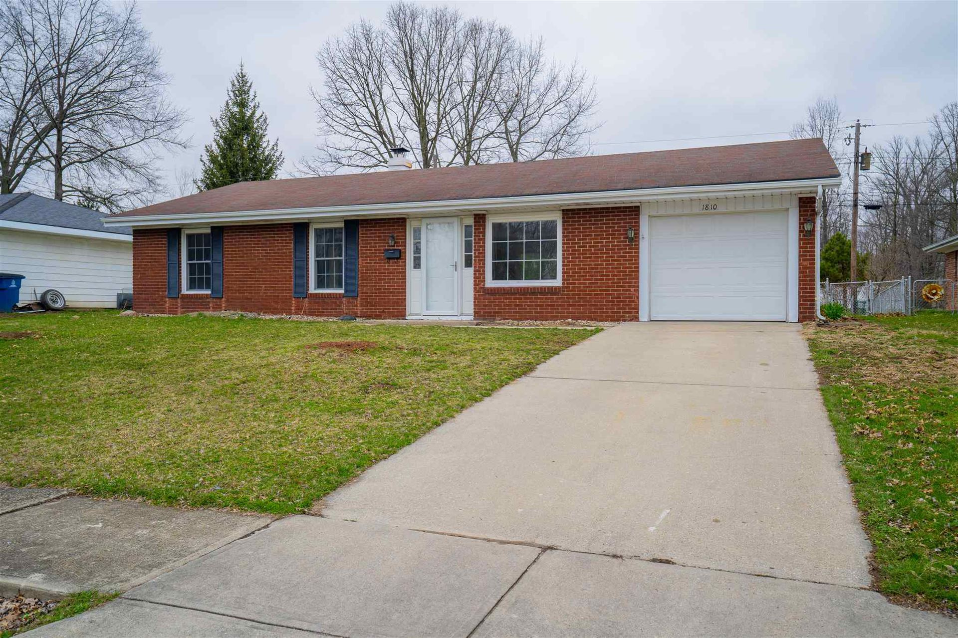 1810 W WILNO Drive, Marion, IN 46952 - #: 202010838