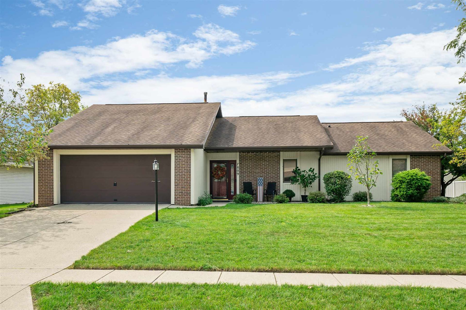 7809 Tendall Court, Fort Wayne, IN 46825 - #: 202037838