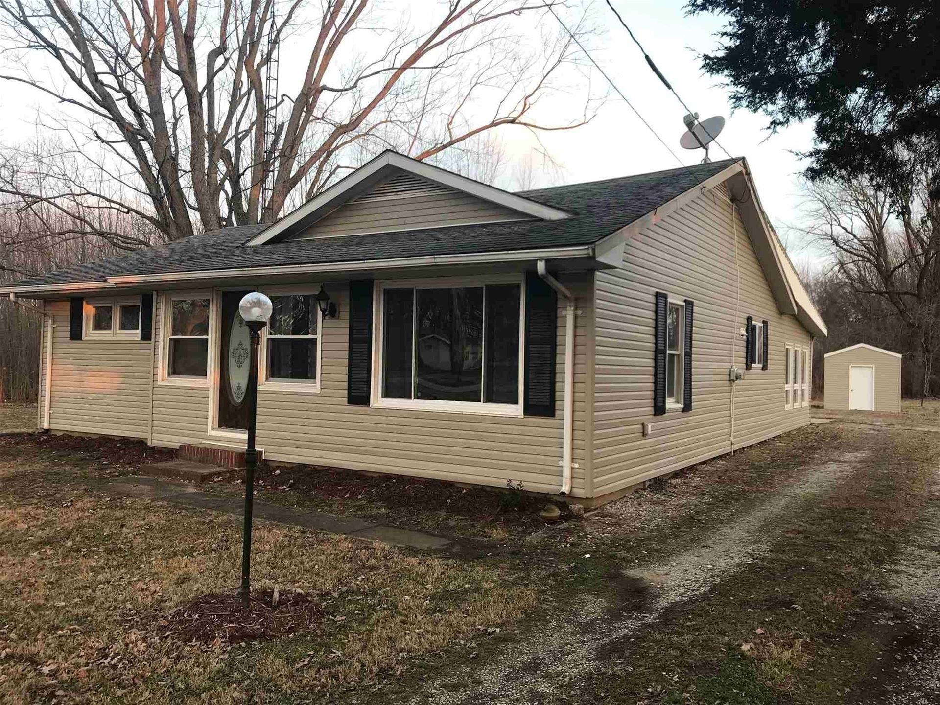 14561 Old US 50 Highway, Lawrenceville, IL 62439 - #: 202001840