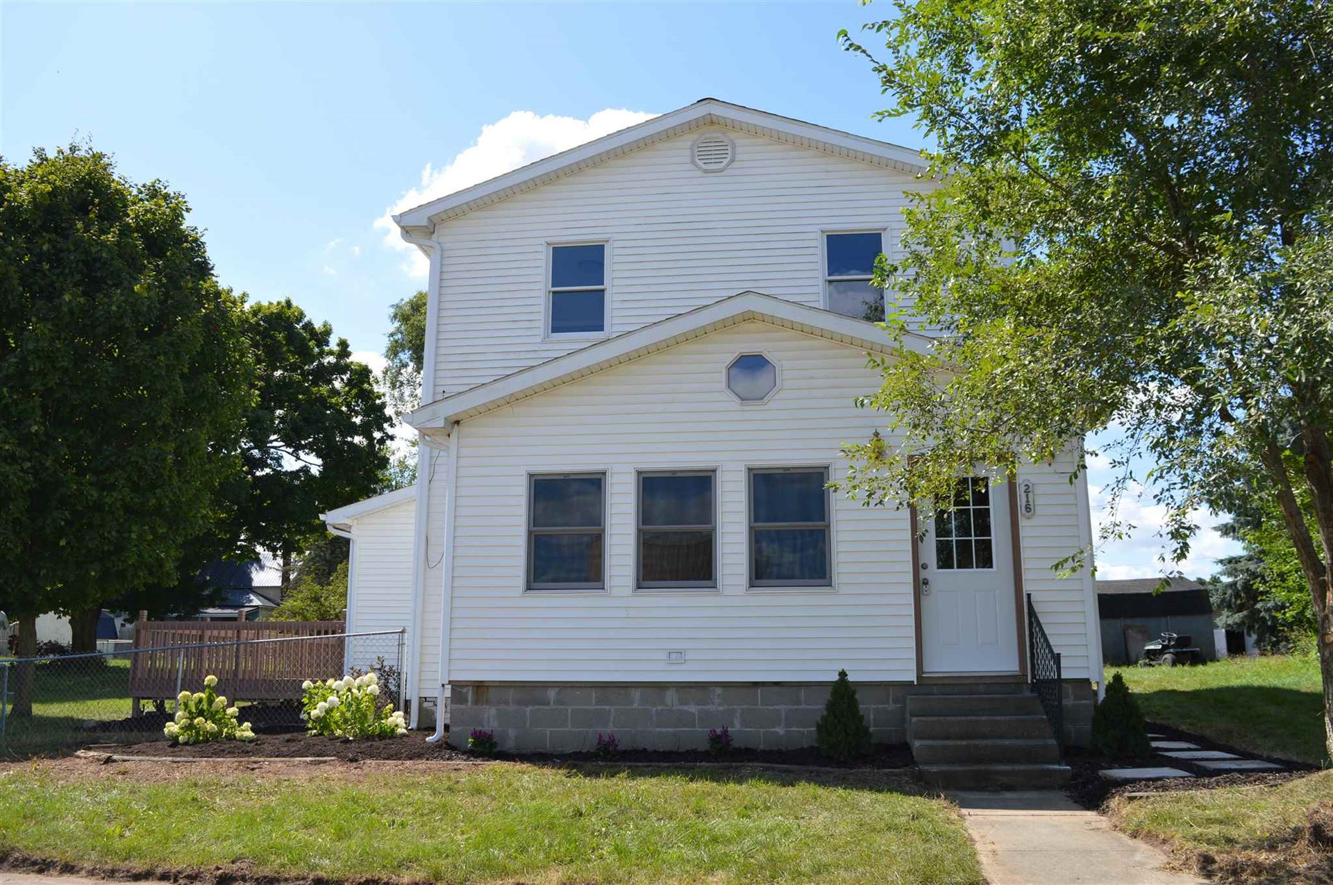 216 W Garfield Street, Ashley, IN 46705 - #: 202030840