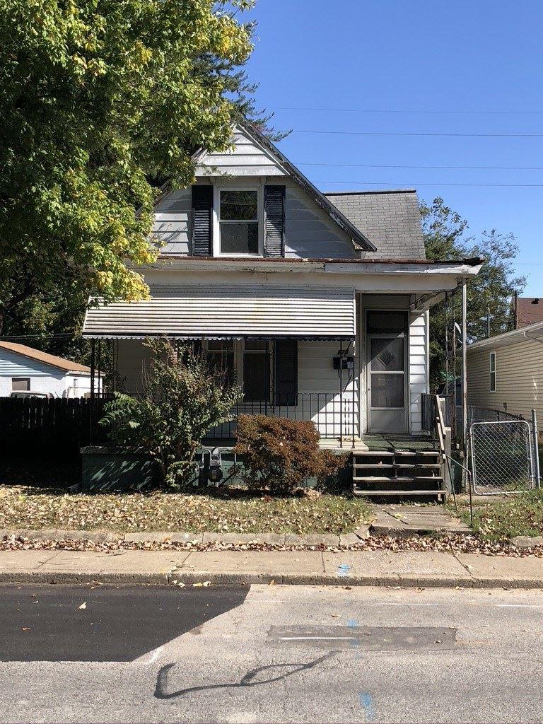 820 S Governor Street, Evansville, IN 47713 - #: 202042840