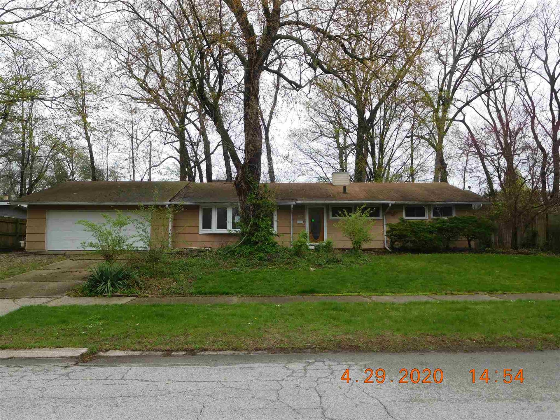 3206 Hilltop Drive, South Bend, IN 46614 - #: 202021841